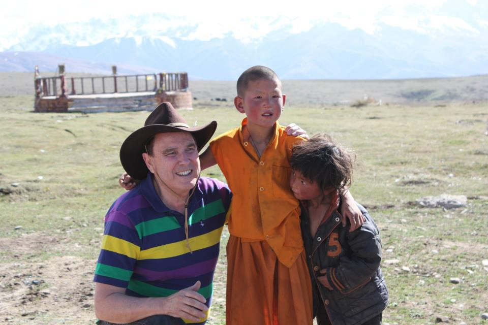 """""""I want my monks to becomeChristians"""".  Mel Richardson recounts an amazing occurrence in Tibet"""