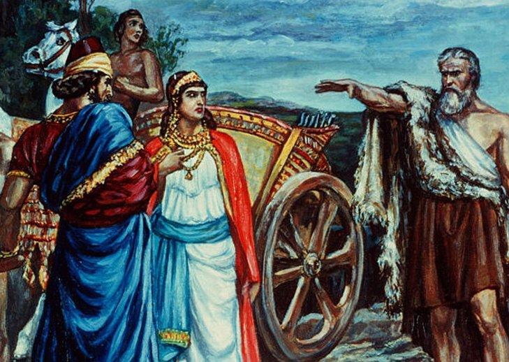 Partners in idolatry – Ahab and Jezebel