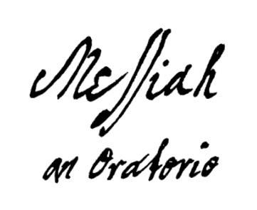Handel The Messiah