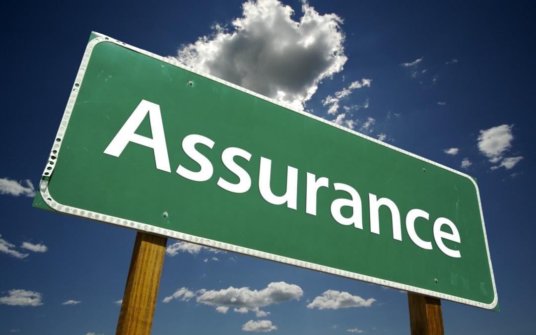 Assurance Pt 1