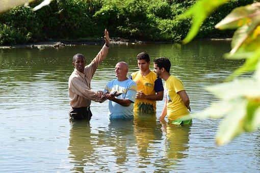 Conversion & Baptism